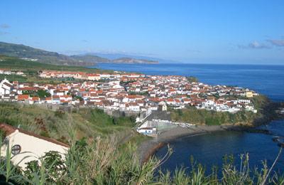 Vila do Porto Фериботи