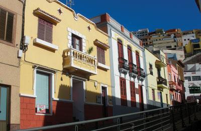 San Sebastian de La Gomera Фериботи