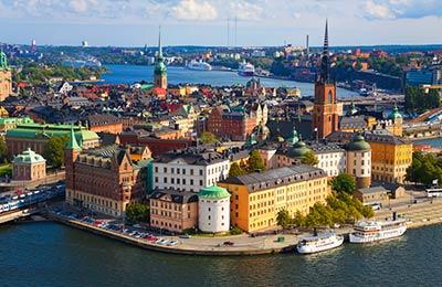 Фериботи до Швеция от Полша или Германия