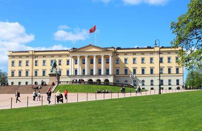 Oslo Фериботи
